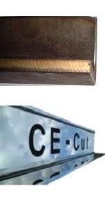 ステンレスCE-Cut 技術